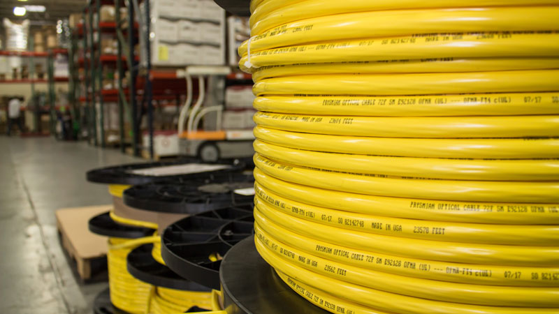 wire & cable distribution